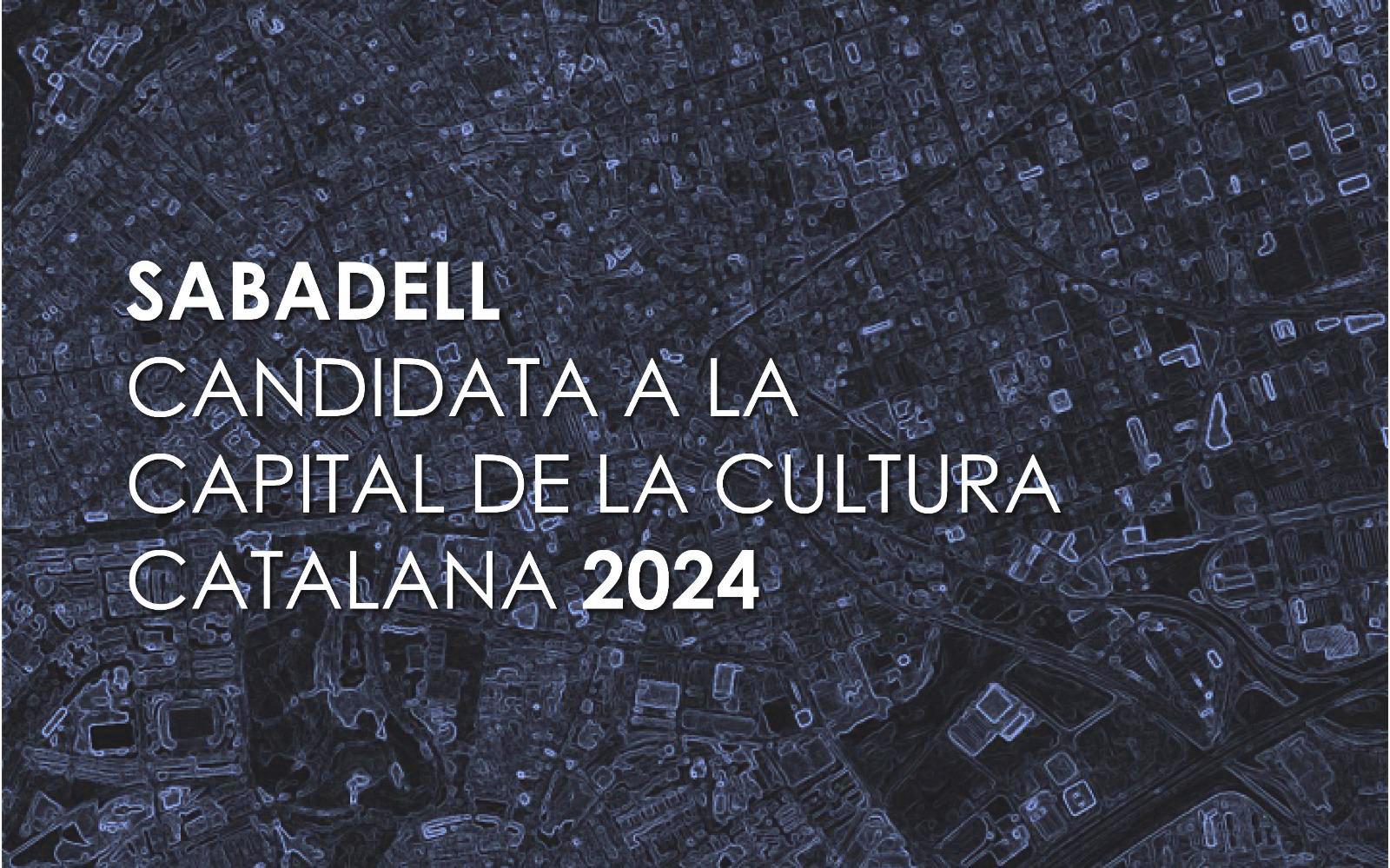 Sabadell capital de la cultura catalana 2024