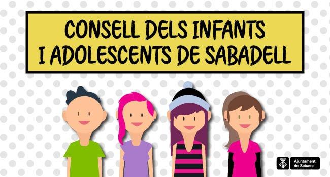 El procés de renovació del Consell d'Infants i Adolescents està en marxa