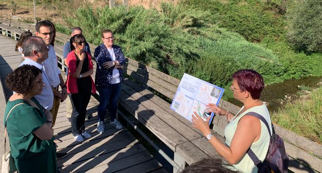 L'Agència Catalana de l'Aigua i els ajuntaments de Sabadell i Castellar del Vallès impulsen actuacions de custòdia per a la millora del riu Ripoll