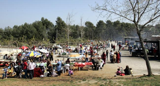 S'obre el termini per presentar les ofertes per a la gestió de l'àrea de pícnic de Sant Julià d'Altura
