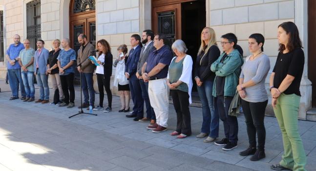 Manifest de rebuig de la Taula de Gènere, Feminismes i LGTBI i l'Ajuntament de Sabadell