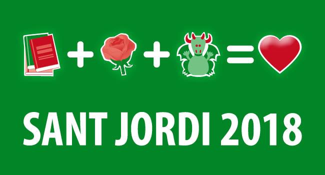 La fira de Sant Jordi es consolida al Passeig