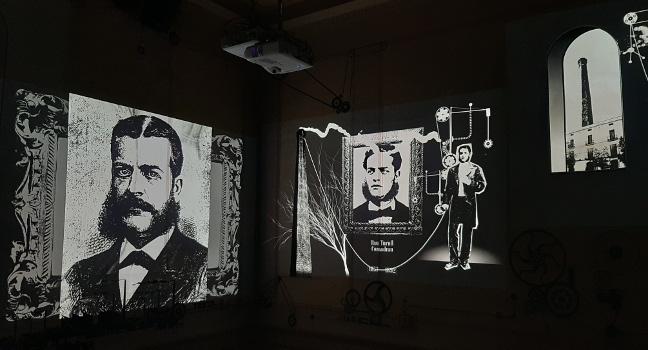 El Museu d'Art incorpora una instal·lació videoartística i una audioguia noves, l'any del 200è aniversari de la Casa Turull