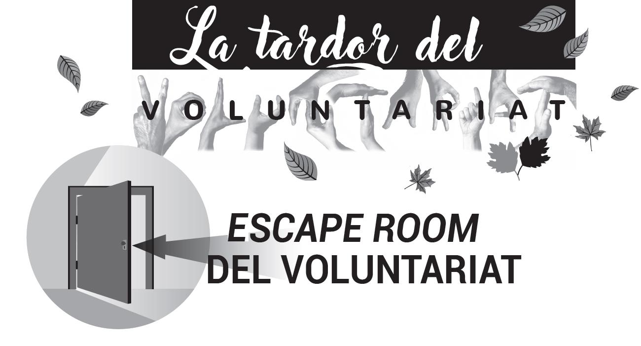Un escape room adreçat a joves posarà a prova les habilitats del treball en equip i dels valors del voluntariat