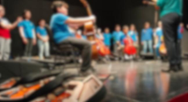 L'A-cordant acosta la música a prop de 300 alumnes de Sabadell a través de la formació d'orquestres de corda