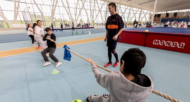 Més d'un miler d'alumnes participaran en dues jornades d'activitat física per promoure els estils de vida actius i els valors de convivència
