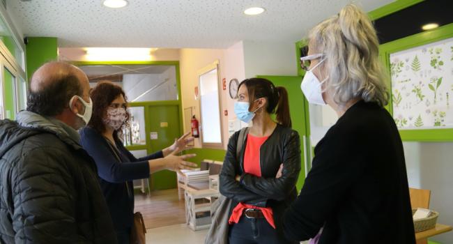 Les 11 escoles bressol municipals reobren portes