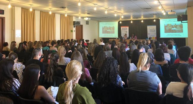 La 5a edició dels Intercanvis Pedagògics ha reunit professionals de les 11 escoles bressol municipals de Sabadell