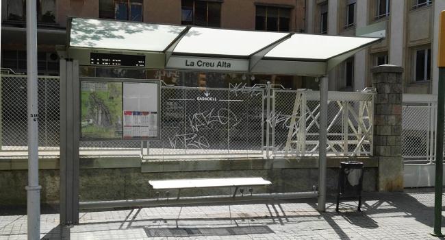 Sabadell amplia el contracte de les marquesines de transport públic per cinc anys més