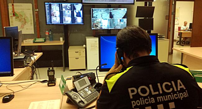 La Policia Municipal modernitza el centre de comandament per augmentar la seguretat al carrer i l'eficàcia en la gestió
