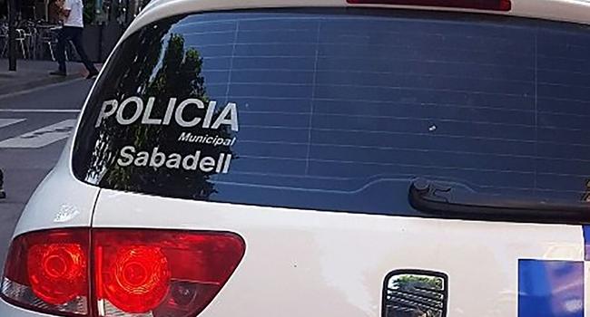 Actuació policial conjunta en un establiment del sud de Sabadell