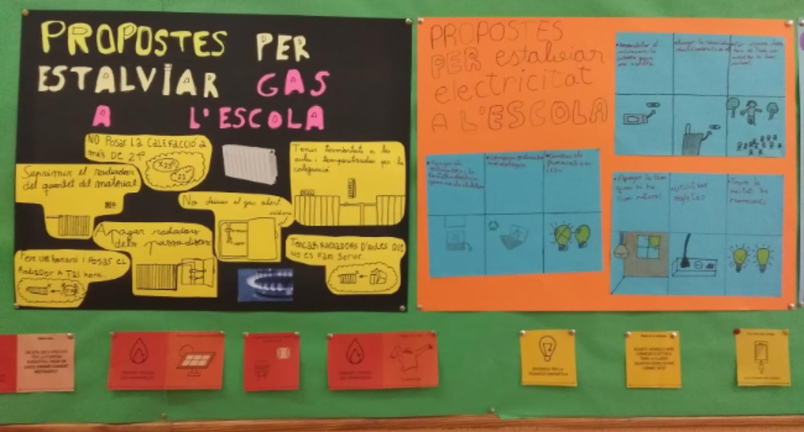 La sisena Marató de l'Estalvi Energètic permet estalviar entre un 12 i un 24% els consums en 6 escoles públiques