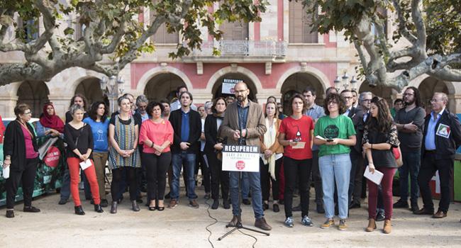Sabadell se suma al manifest per recuperar la Llei 24/2015, coneguda com a Llei de Pobresa Energètica