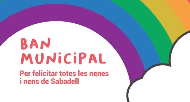 MISSATGE PER TOTES LES NENES I NENS DE SABADELL