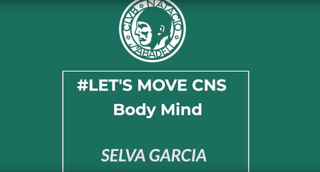 #Let's Move CNS BODY MIND