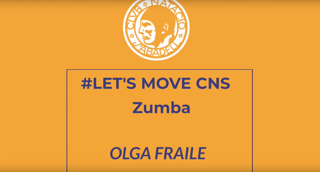 #Let's Move CNS ZUMBA