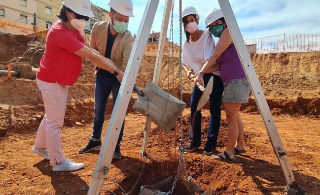 Els projectes per construir 528 pisos de lloguer protegit a Sabadell avancen amb les obres de la nova promoció de Francesc Layret