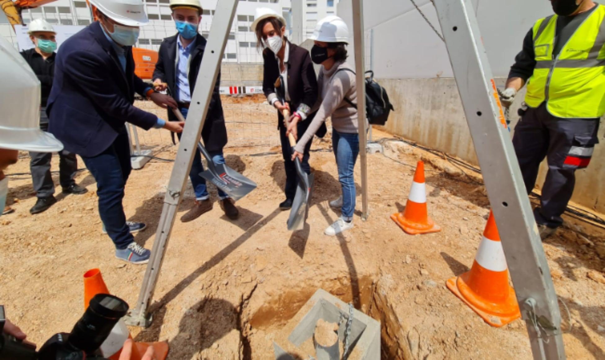 Amb l'inici de la nova promoció de la carretera de Barcelona, Sabadell comença a materialitzar els projectes per construir 528 pisos de lloguer protegit a la ciutat