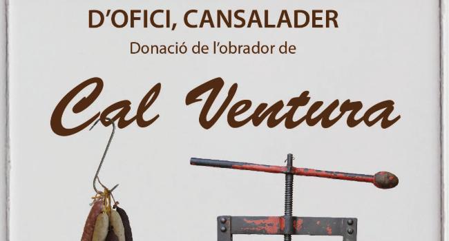 El Museu d'Història inaugura una exposició sobre l'ofici de cansalader
