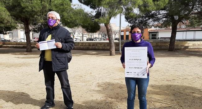 El 8 de Març posa de manifest la discriminació de les dones joves en l'accés al món laboral