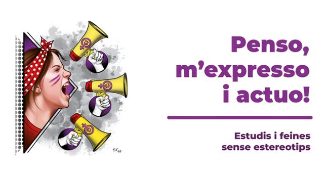 L'Ajuntament de Sabadell realitza un vídeo per promoure l'elecció d'estudis i feines sense estereotips de gènere
