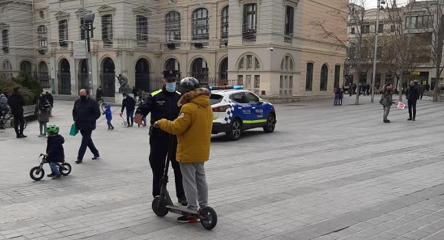 La Policia Municipal reforça la plantilla per desplegar la policia de districte