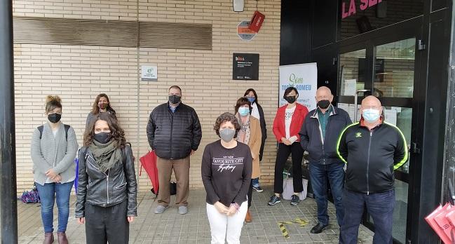 L'Ajuntament aposta per projectes comunitaris als barris, com la xarxa comunitària 'Som Torre-romeu'