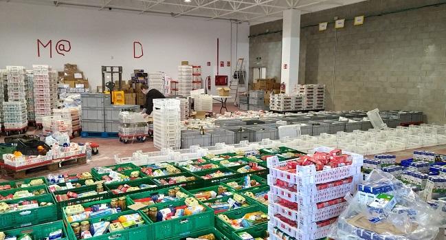 El Ple debat l'atorgament de més de 400 mil euros al Rebost Solidari per donar resposta a necessitats d'alimentació