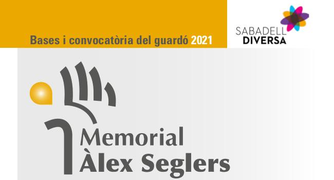 Convocada la novena edició del Memorial Àlex Seglers