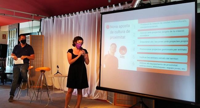 Neix SBD ON, un projecte per potenciar la cultura als barris
