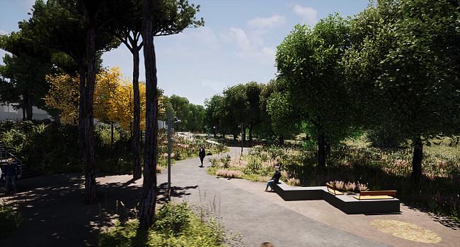 L'Ajuntament adjudica el contracte per començar la urbanització del Parc del Nord