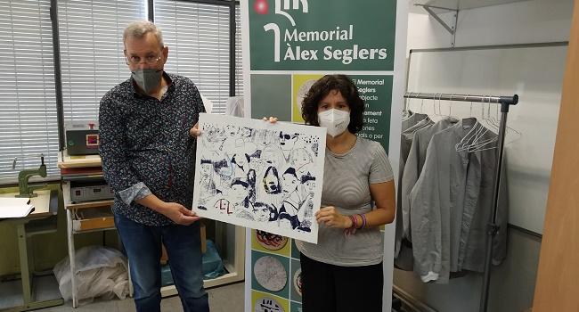 La novena edició del Memorial Àlex Seglers reconeix la tasca de la Fundació Main i de Lluís Casanovas