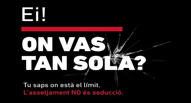Sabadell centra la commemoració del 25 de novembre en la sensibilització sobre les violències sexuals envers les dones