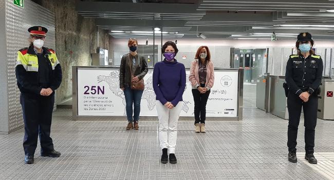 Sabadell commemora el 25N amb un programa que gira entorn les dones, les violències i els conflictes armats