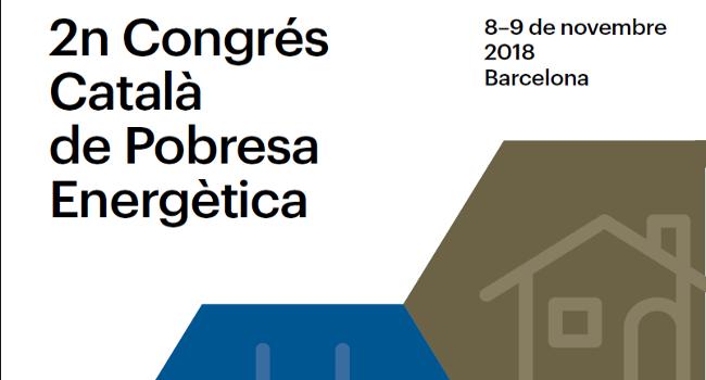 L'estratègia municipal de resposta a l'emergència social, protagonista en el Segon Congrés de Pobresa Energètica