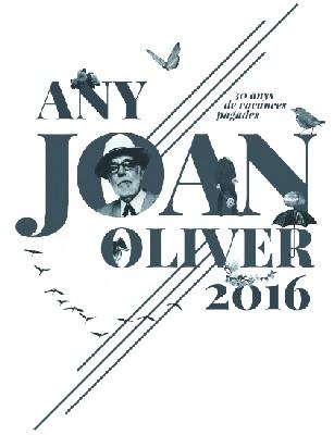 Presentació del programa d'actes de l'Any Joan Oliver