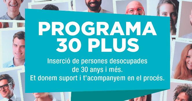 S'engega la cinquena edició del programa de foment de l'ocupació de qualitat per a més grans de 30 anys en atur