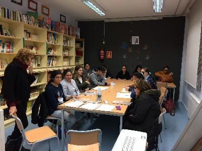 Tallers de llengua i socialització a dues escoles de Sabadell