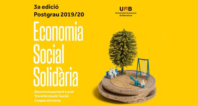 """La """"moneda social"""" protagonitza la conferència inaugural del 3r Postgrau d'Economia Social i Solidària de la UAB"""