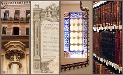 Visita guiada a la Casa Ponsà, amb motiu del Dia Internacional dels Arxius