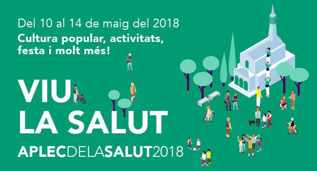 L'Aplec torna a ocupar el recinte de la Salut i també l'eix central de Sabadell, convertit en un espai cívic