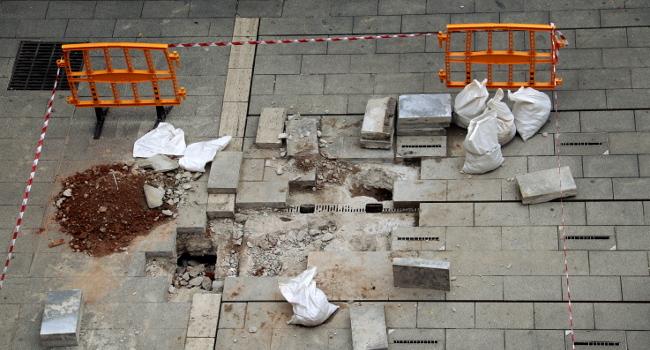 L'Ajuntament arregla diverses fonts de la ciutat