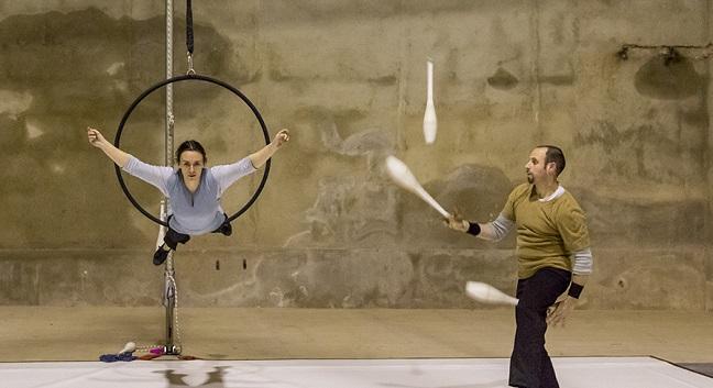 Una companyia mallorquina capgira el món del circ, aquest dissabte a Ca l'Estruch
