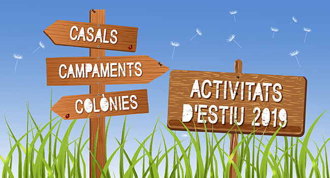 Àmplia oferta d'activitats d'estiu amb prop d'una trentena de casals distribuïts per tota la ciutat