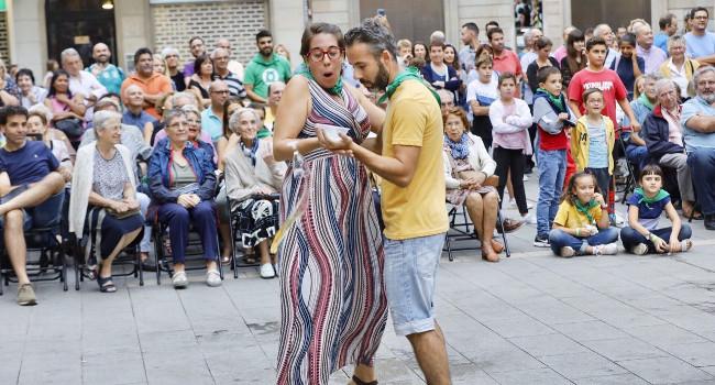 Gislena Céspedes i Marta Amorós, guanyadores del Ball de la Bola d'aquest any