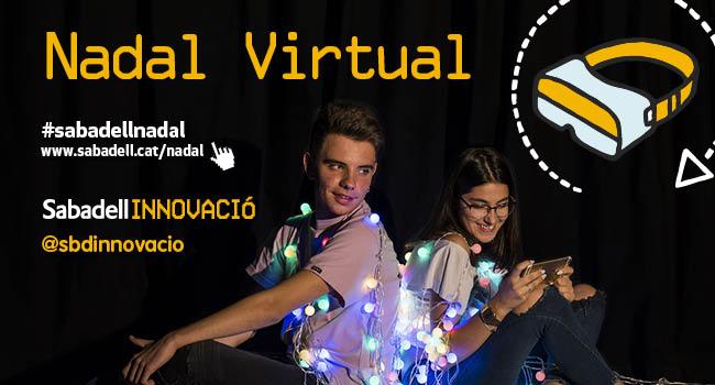 Un vídeo mapping interactiu i el Nadal Virtual, entre les activitats innovadores d'aquestes festes