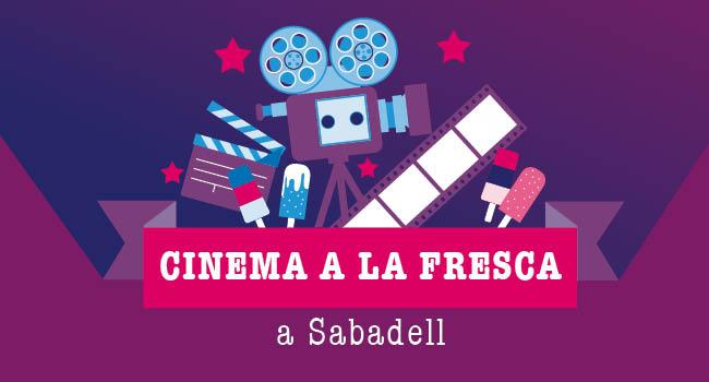 Tret de sortida de la segona edició del cicle de cinema a fresca organitzat per l'Ajuntament