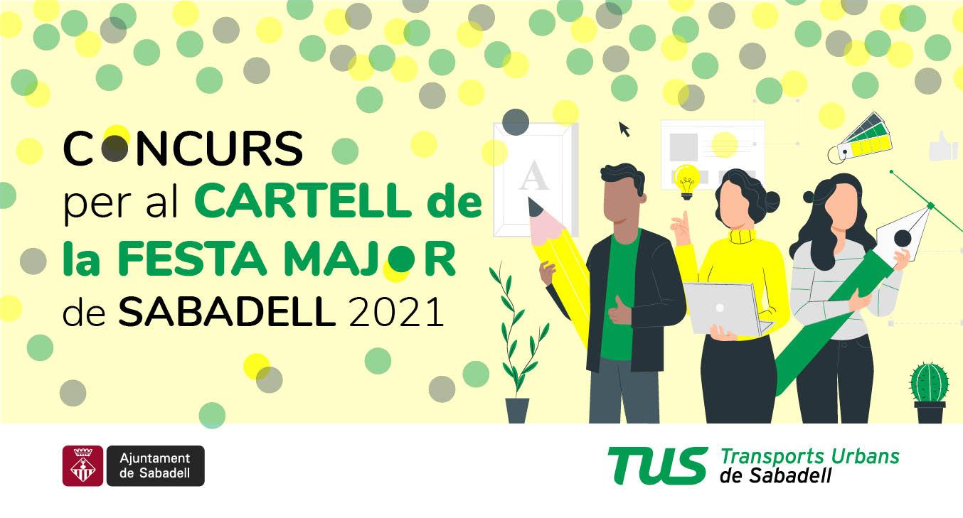 En marxa, el concurs per elaborar el cartell que anunciarà la Festa Major del 2021