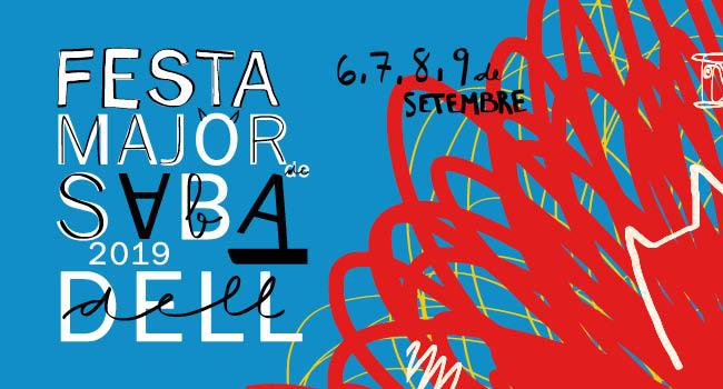 Presentat el cartell de la Festa Major del 2019, obra de Belén Perea, alumna de l'Escola Illa