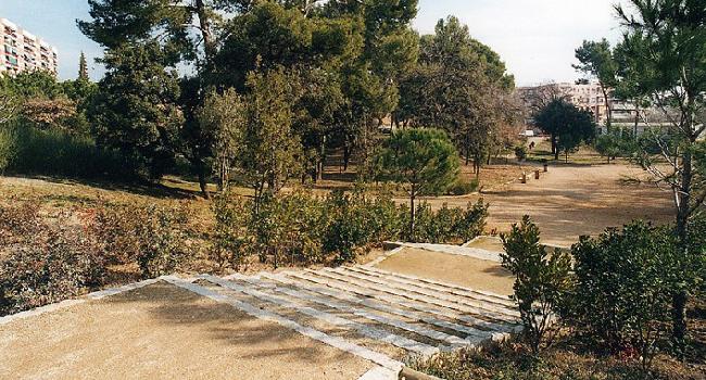 El bosc de la Concòrdia comptarà amb un nou equipament cultural i de lleure